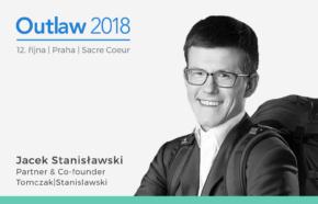 Jacek Stanisławski prelegentem na Outlaw 2018!