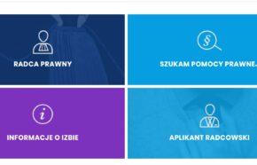 Nowa strona internetowa OIRP w Poznaniu – można nowocześniej!