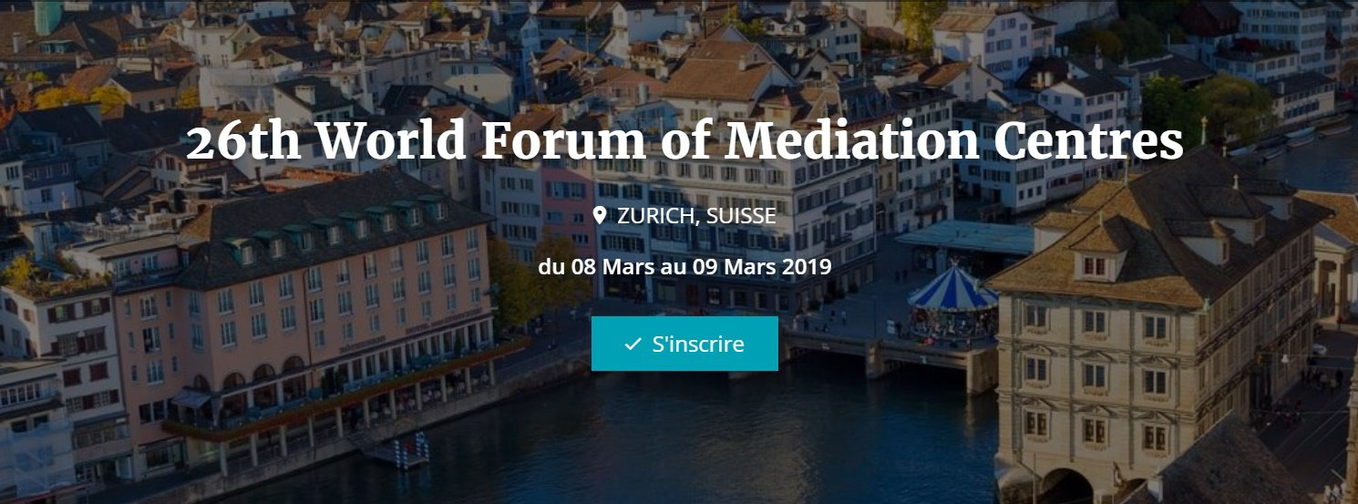 Światowe Forum Centrów Mediacji