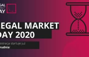 LEGAL MARKET DAY 2020 – rejestracja od 1 grudnia!