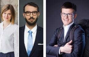 Nietypowa droga dla młodych prawników – Iga Kurowska i Roman Kaczyński